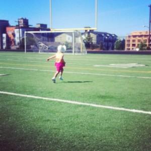 sprints on roosevelt track