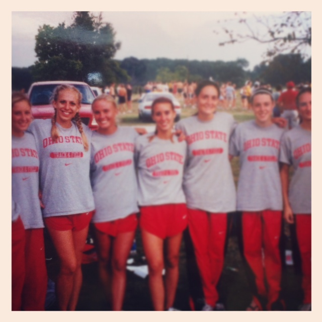 ohio state women's cross country 2001