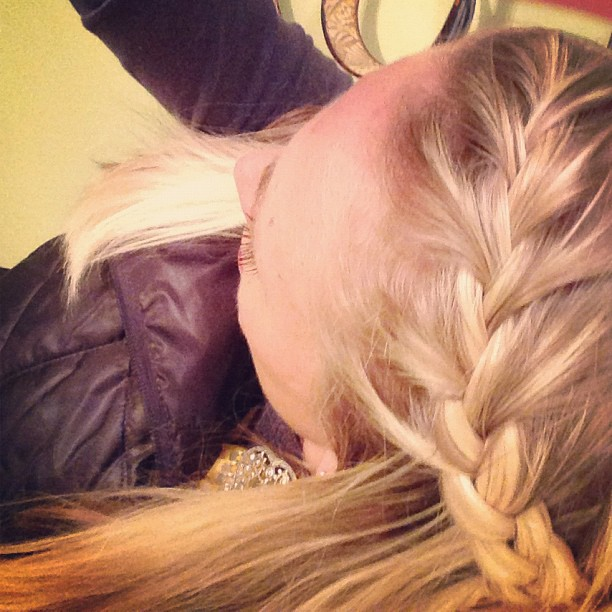 trendy braid