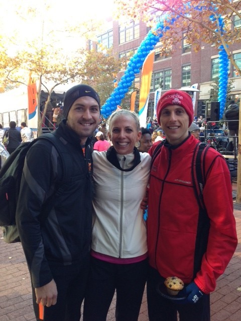 ordways post columbus marathon