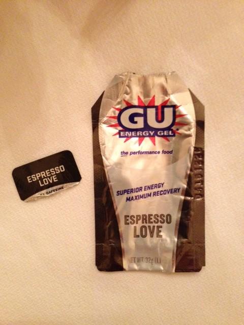 espresso love GU