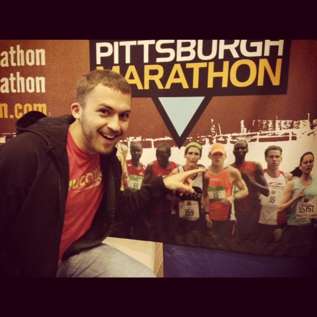 Jason Ordway runner
