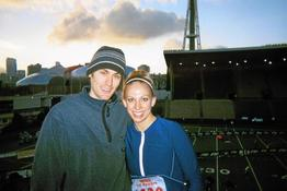 Seattle marathon 2004