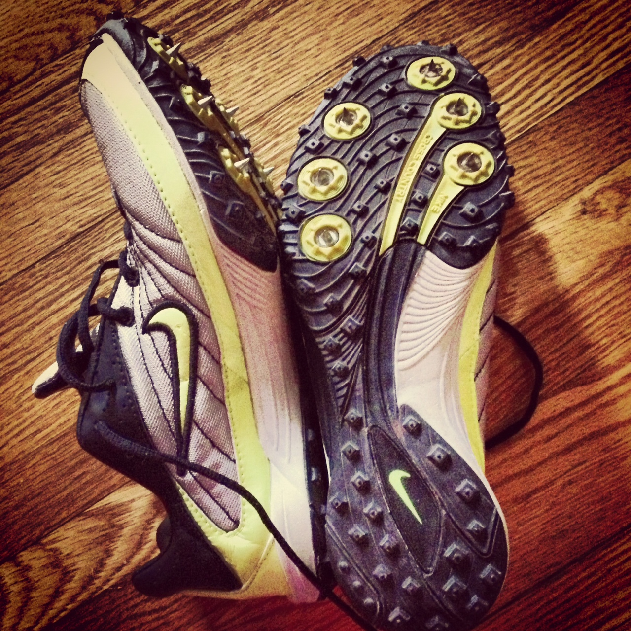 XC spikes from ohio state