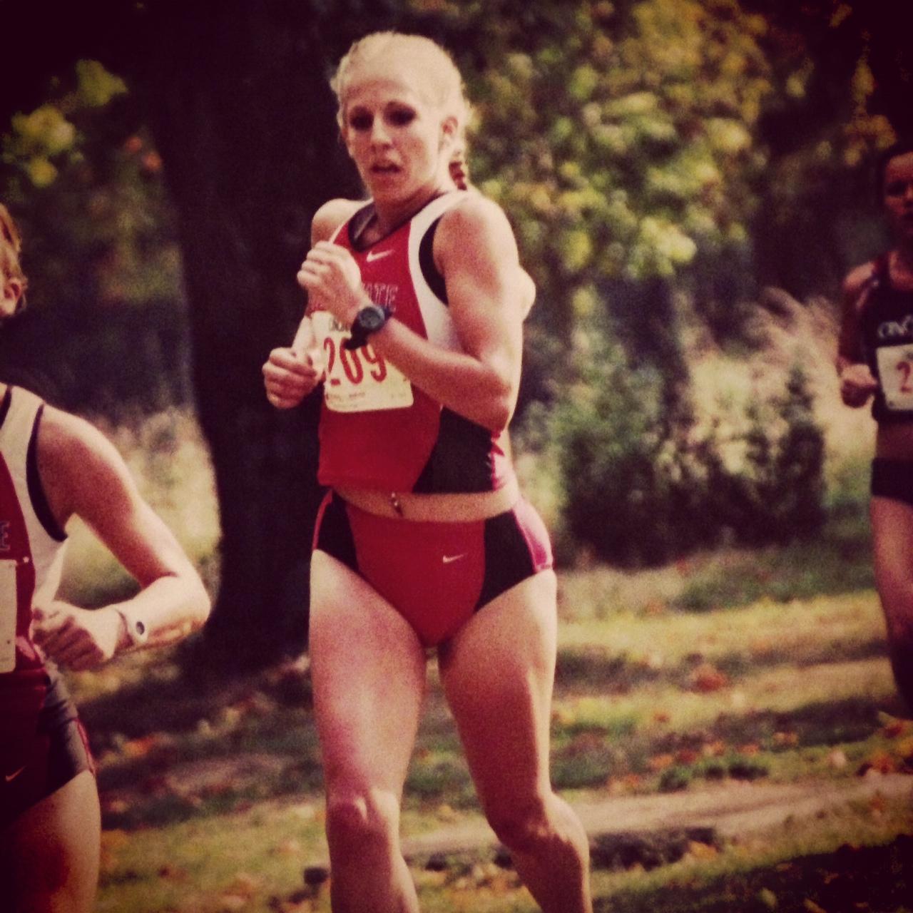 ohio state womens xc 2000