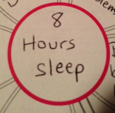 believe i am sleep goal