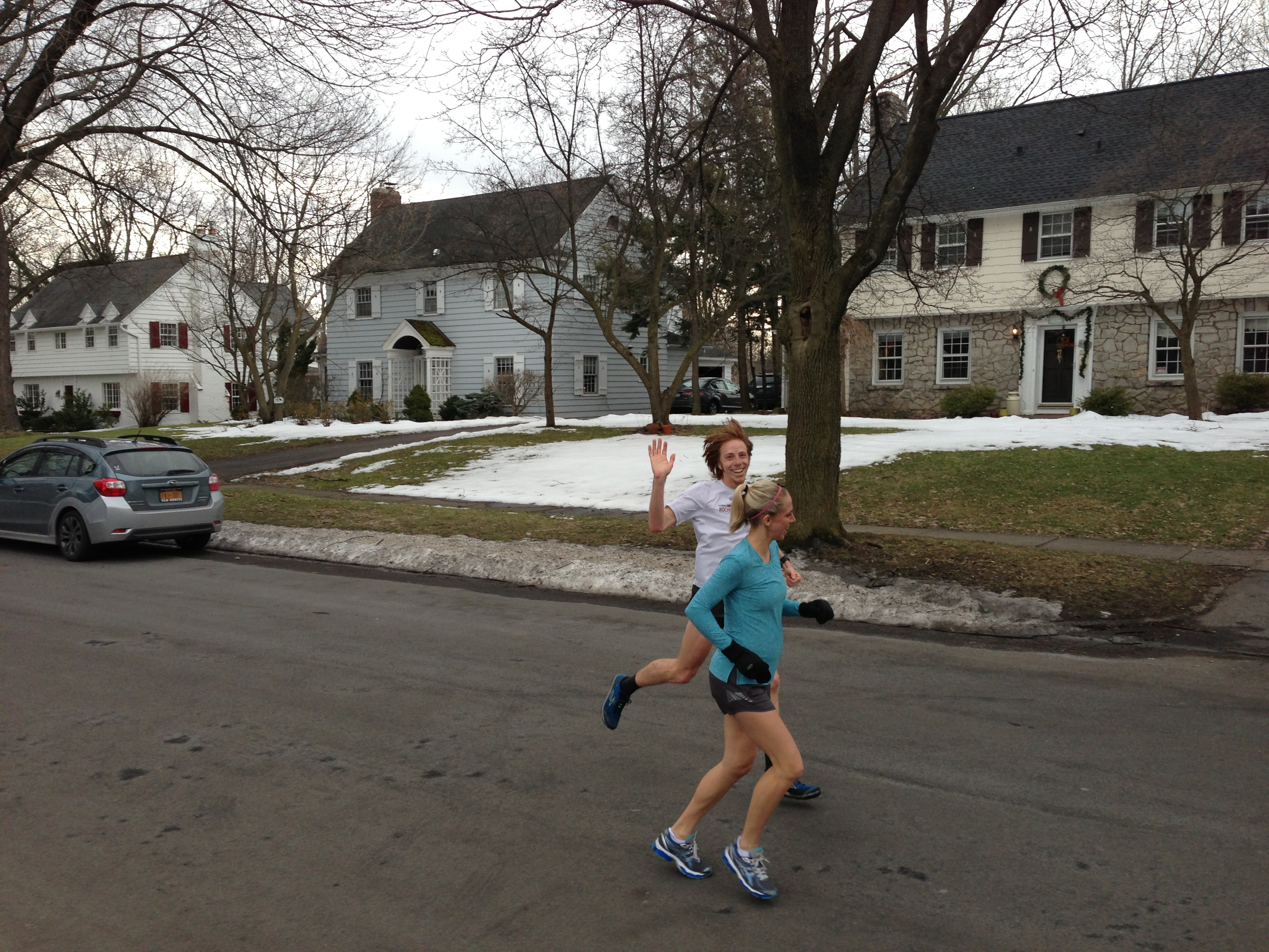 rochester neighborhood run